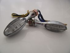 LED indicators Eagle eye and resistors streetfighter
